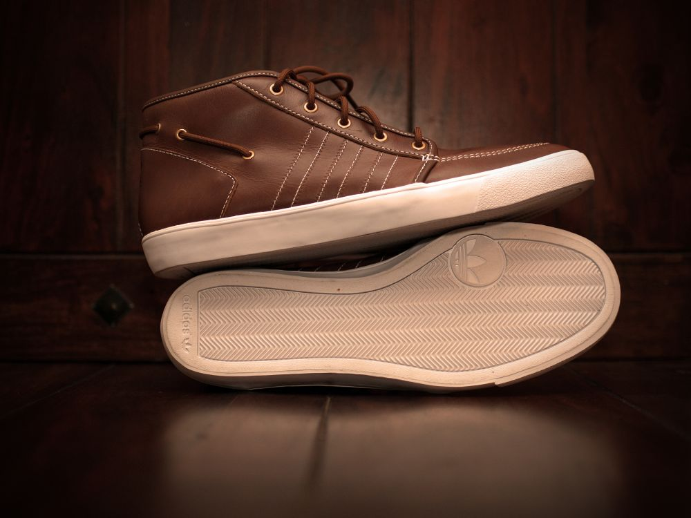 Adidas Court Deck Vulc Mid