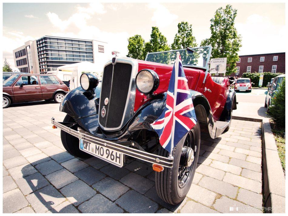British Day Lenkwerk Bielefeld 16.06.2019