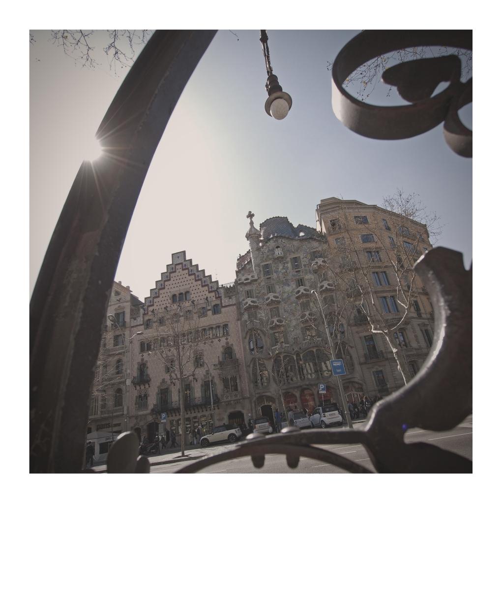 Casa Amatller x Casa Batlló