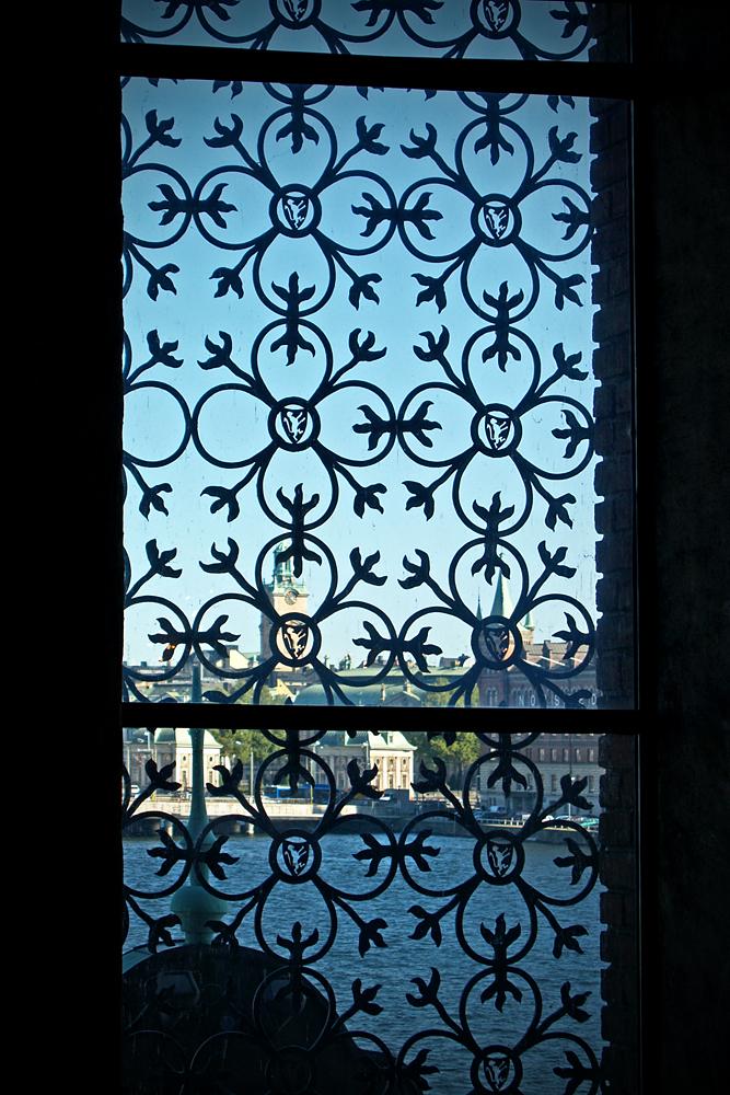 Trhrough the Window I