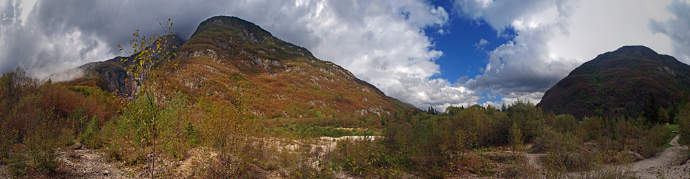 Panorama Boka Valley