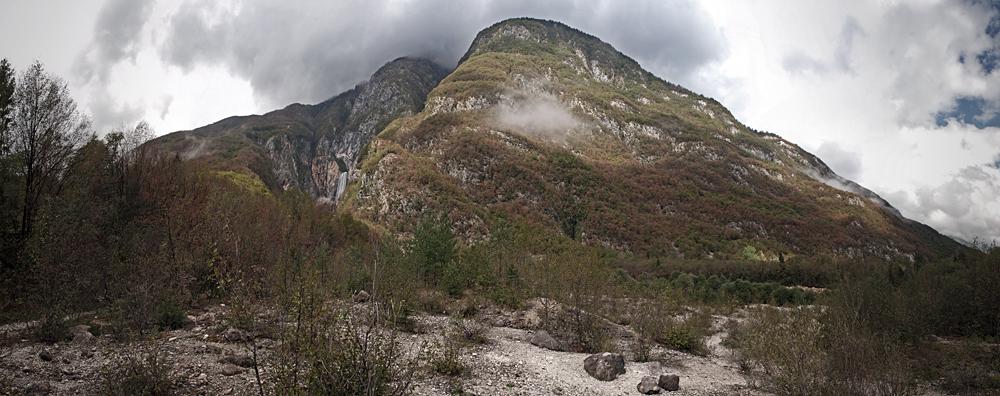 Panorama Boka Waterfall