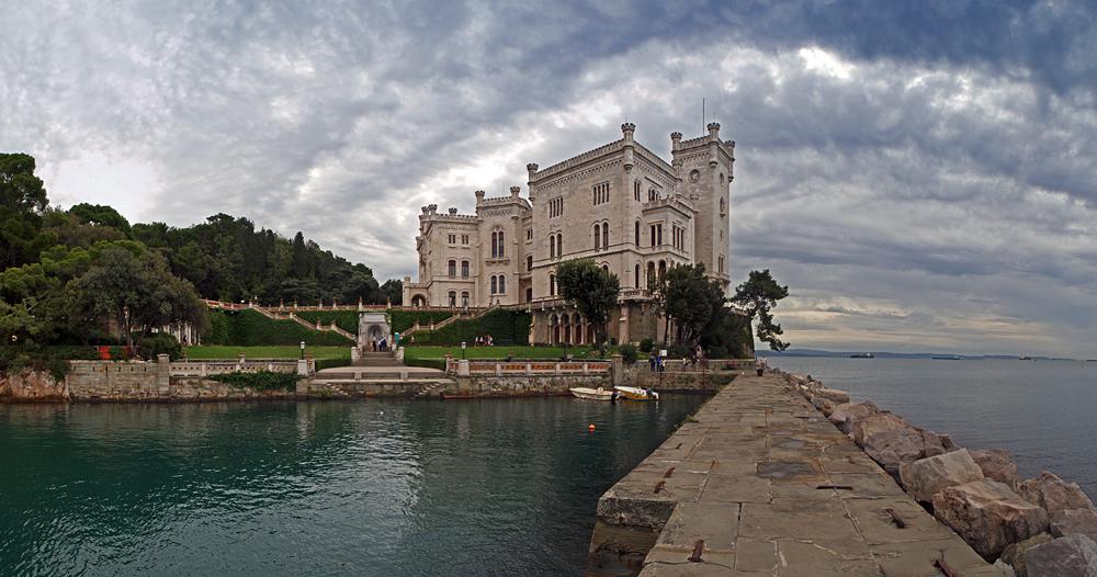Panorama Miramare