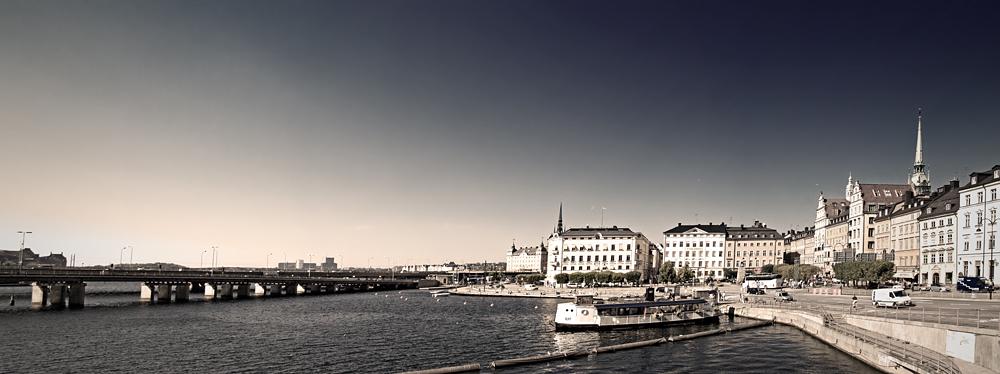 Panorama Munkbroleden