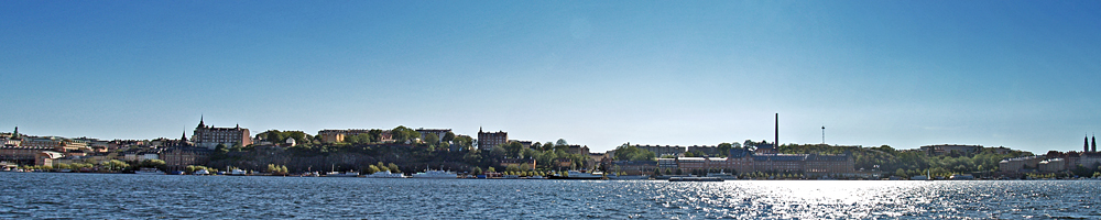 Panorama Södermalm