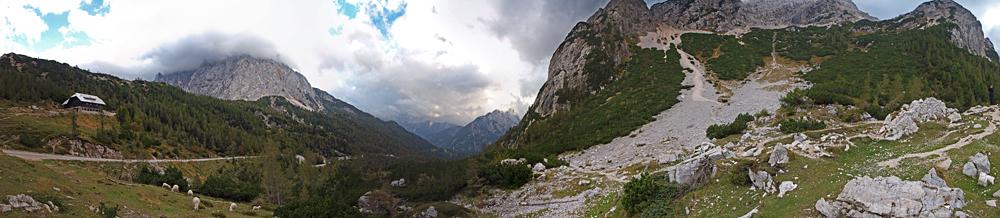 Panorama Vršić II