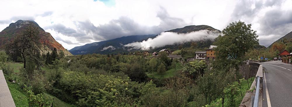 Panorama Žaga
