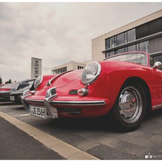 3. Porsche Day 22.05.2016 Lenkwerk Bielefeld
