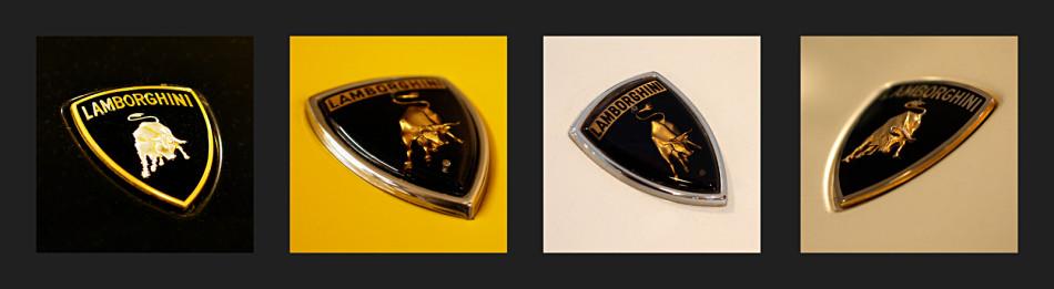 Quattro Tori - Lamborghini Logos