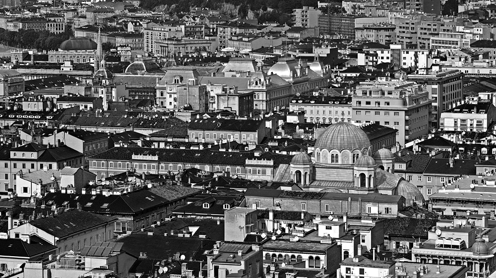 Roofs of Trieste